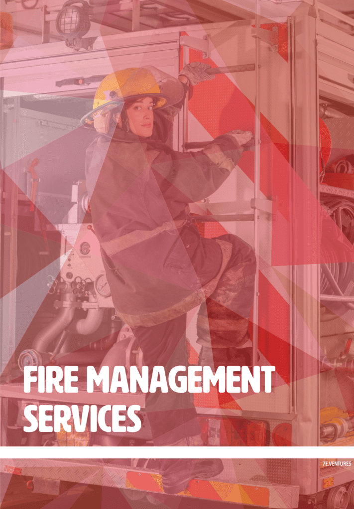 Nontraditional Career Poster: Fire Management