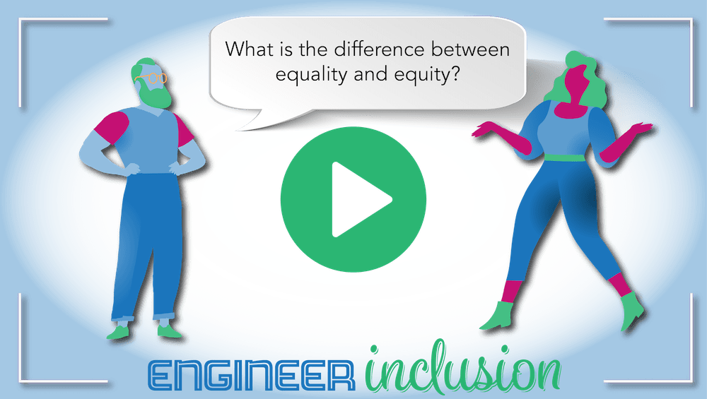 What is the difference between equality and equity?