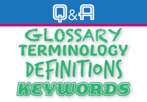 Diversity, Equity, and Inclusion Terminology, key terms, glossary, definitions